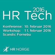 Sariba på HR Tech 2016