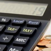 Automatisk avsetning av skatt til bankkonto