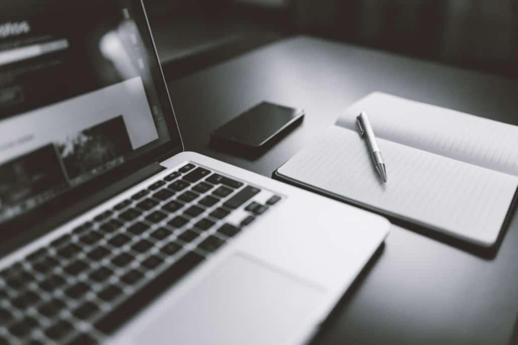 Mac PC notatbok