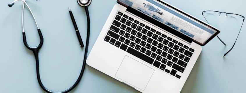 PC og stetoskop, refusjon i SAP HR