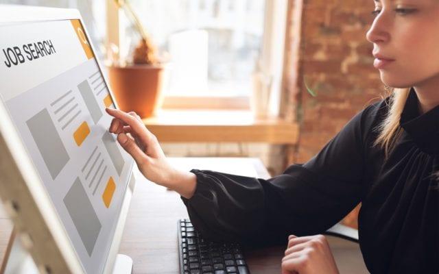 digitalisere rekrutteringsprosessen