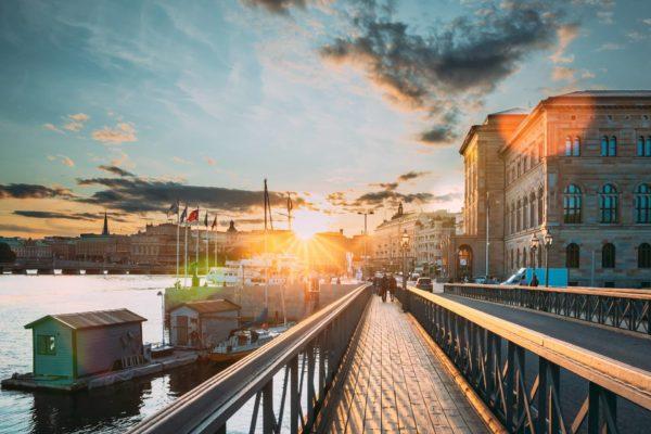 Sariba invests in Sweden