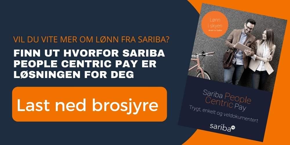 Sariba People Centric Pay